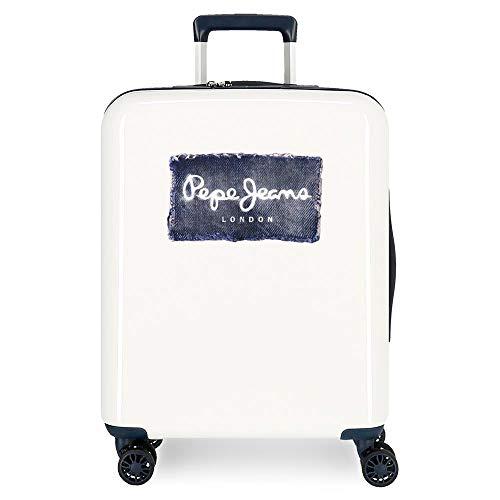 Pepe Jeans Jacob - Valigia da cabina, 40 x 55 x 20 cm