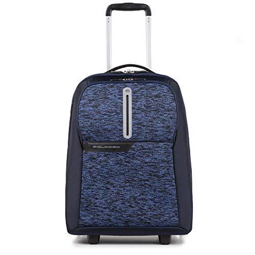 Piquadro Bv4333os37/blu Trolley, 55 cm, Blu