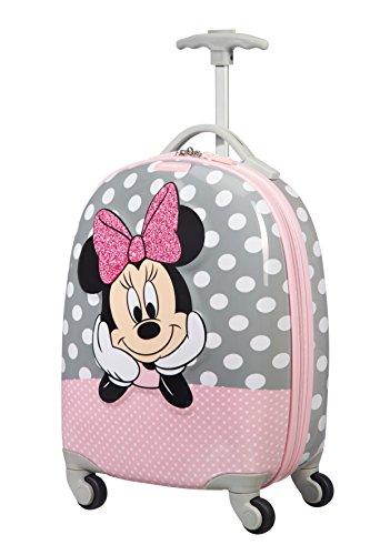 Samsonite Disney Ultimate 2.0 Valigia per Bambini, 46.5 cm, 20.5 L, Multicolore (Minnie Glitter)