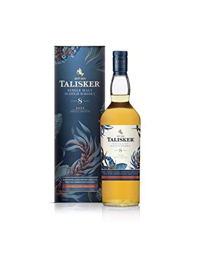 Talisker 8 Anni, Special Release 2020, Single Malt Scotch Whisky, Astucciato - 700 ml