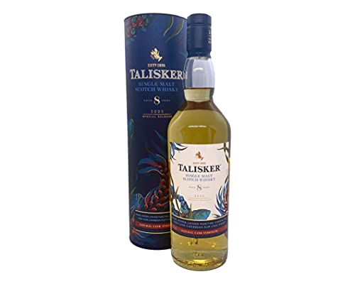 Talisker 8 Years Old Single Malt Scotch Whisky Special Release 2020 57,9% - 700ml in Giftbox
