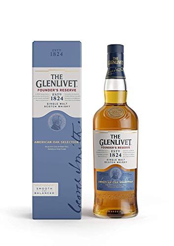 The Glenlivet Founder's Reserve - 700 ml
