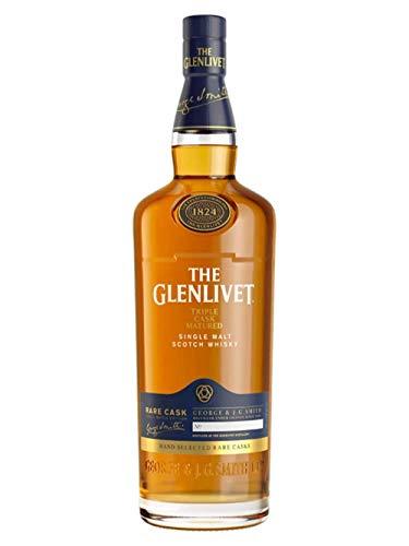 The Glenlivet Rare Cask Triple Cask Matured Single Malt Scotch Whisky 40% - 1000ml in Giftbox