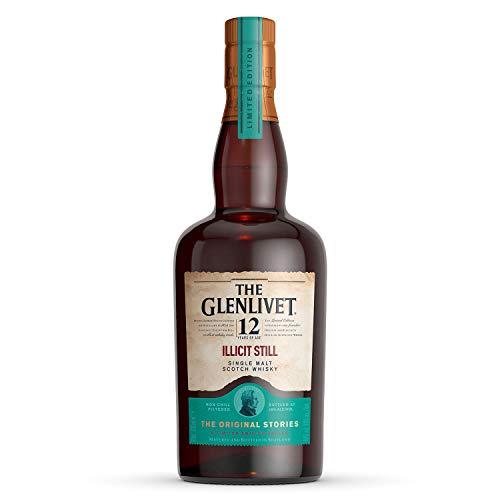 The Glenlivet The Glenlivet 12 Years Old Illicit Still Single Malt Scotch Whisky 48% Vol. 0,7l - 700 ml
