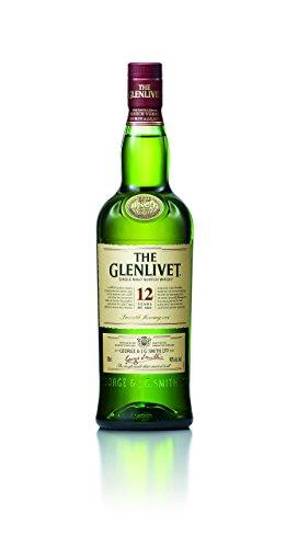 The Glenlivet The Glenlivet 12 Years Old Single Malt Scotch Whisky 40% Vol. 0,7L In Giftbox - 700 ml