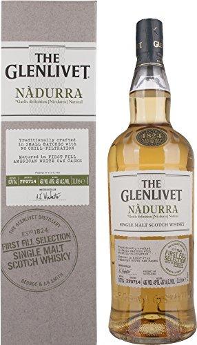 The Glenlivet The Glenlivet NADURRA Dram Chair First Fill Selection 48% Vol. 1l in Giftbox - 1000 ml