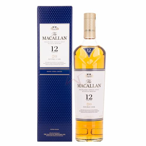 The Macallan 12 Years Old Double Cask 40,00% 0,70 lt.
