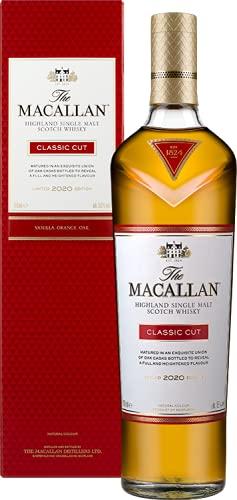 The Macallan CLASSIC CUT Highland Single Malt Limited Edition 2020 55% Vol. 0,7l in Giftbox - 700 ml