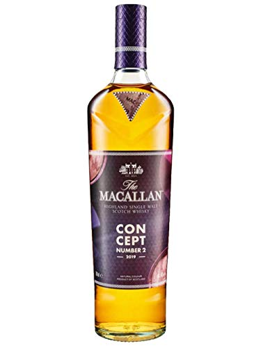 The Macallan CONCEPT N 2 Limited Edition 2019 40% - 700ml in Giftbox