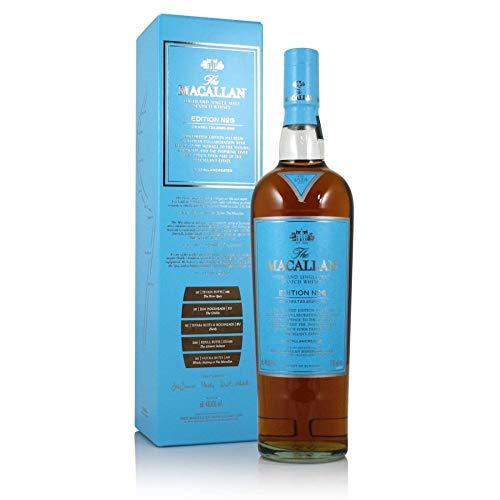 The Macallan EDITION N 6 Highland Single Malt Scotch Whisky 48,6% - 700ml in Giftbox