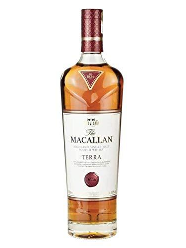 The Macallan TERRA Highland Single Malt Scotch Whisky 43,8% Vol. 0,7l in Giftbox