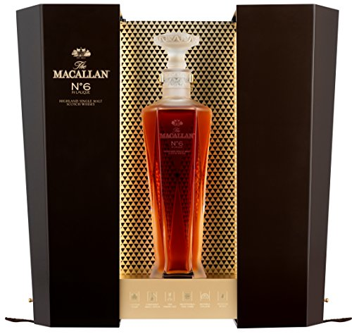 The Macallan The Macallan No. 6 In Lalique Decanter 43% Vol. 0,7L In Giftbox - 700 ml