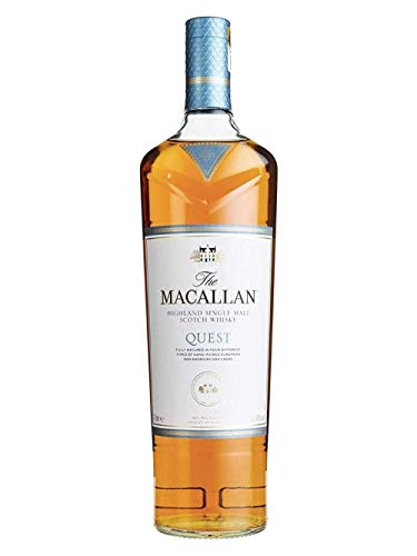 The Macallan The Macallan QUEST Highland Single Malt Scotch Whisky 40% Vol. 1l in Giftbox - 1000 ml