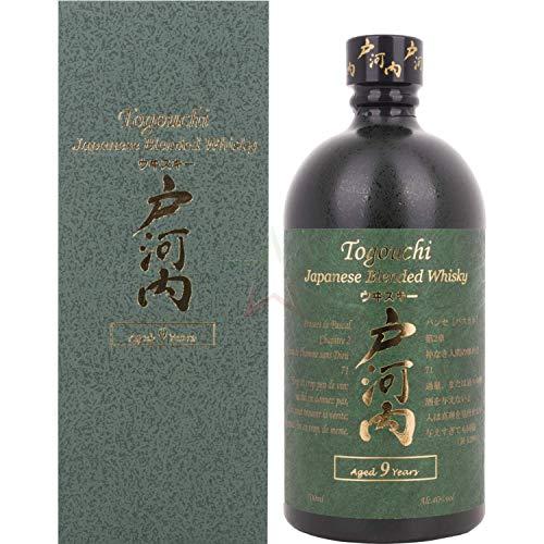 Togouchi Japanese Whisky Miscelato - 700 ml