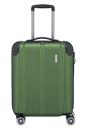 Travelite City Bagaglio a mano, 55 x 20 x 40 cm, Verde