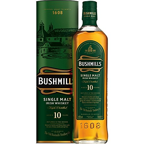 WHISKY IRISH WHISKY BUSHMILLS MALT 10Y CL. 70